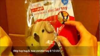 Citrus Lane August Subscription Box Unboxing (for baby/newborn) thumbnail