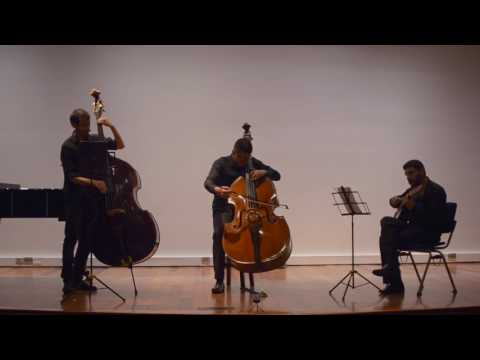 Contrabajiando - Pasillo del Maestro Alfredo Mejía -Cristian Camilo Mazo