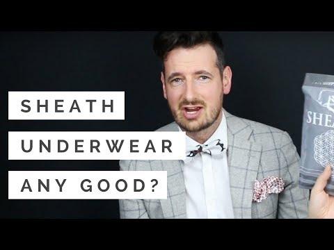 Sheath Underwear. Best Underwear for Men Review. What are the best underwear for Men?