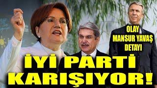 Meral Akşener'i zora sokacak iddialar! Sırlarını açıkladı