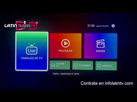 Instalar Latin Tv en Android Tv Box