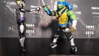 Teenage Mutant Ninja Turtles Mutants In Manhattan STOP MOTION, S1E5: New Kunoichi In Town (CAPTIONS)