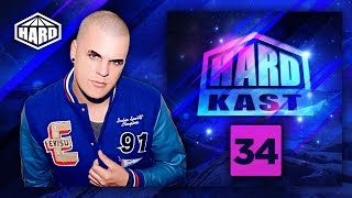 HARDKAST 34 - ROSS HOMSON, ROB CAIN & ELIVATE guest mixes
