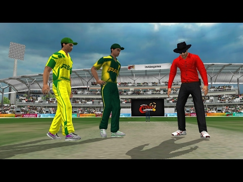 7th June ICC Champions Trophy Pakistan Vs South Africa World Cricket Championship 2 Gameplay