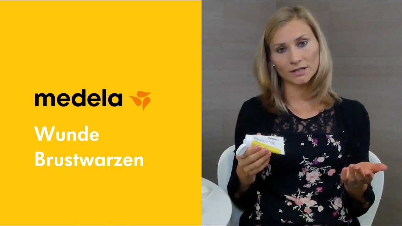 Was tun bei wunden Brustwarzen – Tipps von Medela