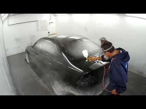 BMW E46 BODY REPAIR