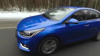 Hyundai Solaris новый смотреть
