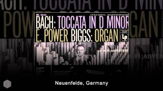 J.S. Bach - Toccata in D minor played by E. Power Biggs on 14 notable European Organs