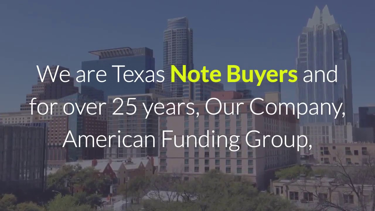 Texas Note Buyers - Call 772-232-2383-  sell mortgage note