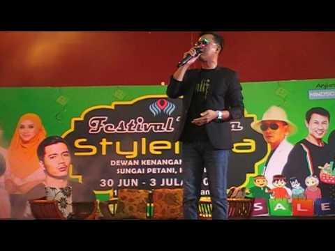 Yabang Khalifah - Kasihnya Laila live Sg. Petani 02.07.2016