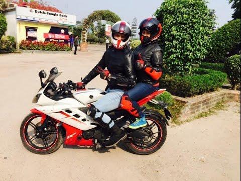 RonEash | Motorbike Tour | Dhaka to Dinajpur
