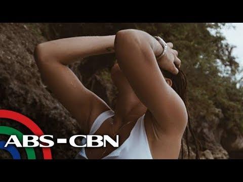 UKG: Nadine Lustre, 'looking good' sa pose sa isang resort