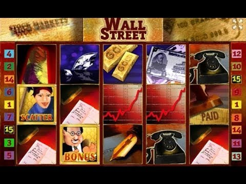 Spiele Wall Street - Video Slots Online