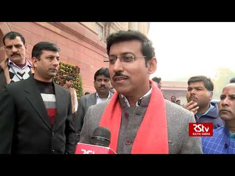 Every segment has been supported in the budget: Rajyavardhan Rathore