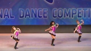 Dance Precisions/ Wind it Up (KAR)