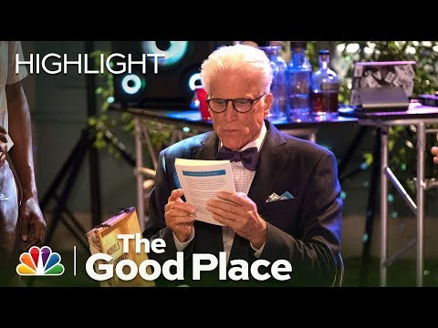 The Good Place - Honorary Human (Episode Highlight)
