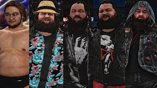 The Evolution of Bray Wyatt Entrances ( WWE 12 To WWE 2K18 )
