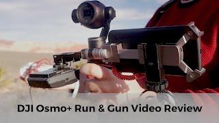 DJI OSMO Plus Gimbal Camera Review