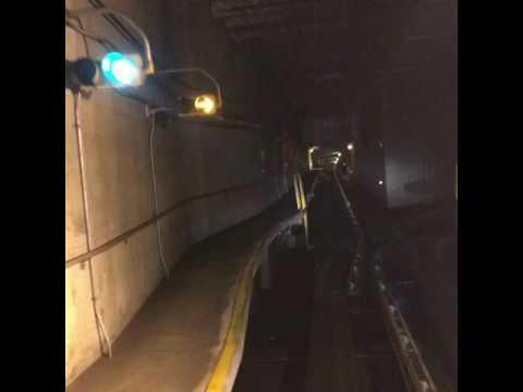 Denver Colorado underground shuttle
