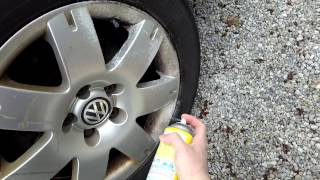 How to Clean Off Brake Dust