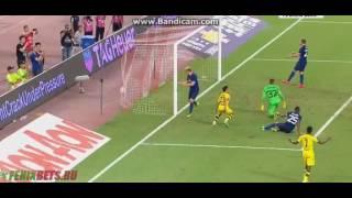 Gonzalo Castro Goal | Manchester United Vs Borussia Dortmund 0-1 | ICC | 22/07/2016