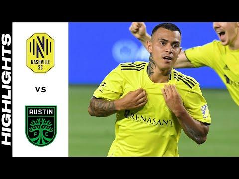 Nashville SC Austin FC Goals And Highlights