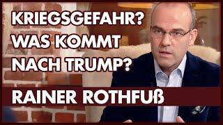 Dr. Rainer Rothfuß: Joe Biden und der Plan der Globalisten