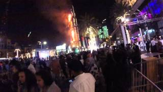 The Address Downtown on Fire at NYE!