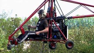 як зробити міні вертоліт