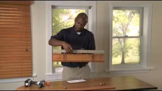 How to Install Inside Mounted Wood Blinds Mp3