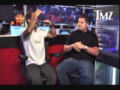 TMZ Discuss Miley Cyrus' Child to Adult Star Transition 2010