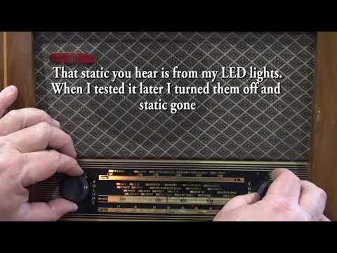 Pye P75 Vintage radio restoration part 2