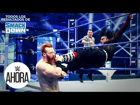 REVIVE SmackDown En 5 Minutos: WWE Ahora, Mayo 22, 2020