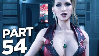 59 FLIGHTS OF STAIRS in FINAL FANTASY 7 REMAKE Walkthrough Gameplay Part 54 (FF7 REMAKE)