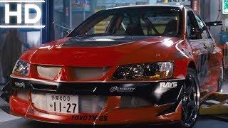 Hızlı Ve Öfkeli 3:Tokyo | Kırmızı Evo Senin | (1080p)