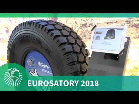 Eurosatory 2018: MICHELIN presents its latest military tyres