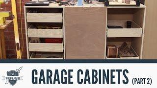 059 - Garage Cabinets Part 2