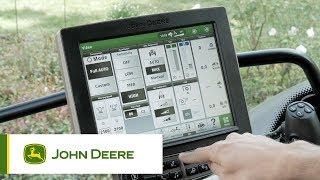John Deere - Optimisation des tracteurs - Moteur et Transmission