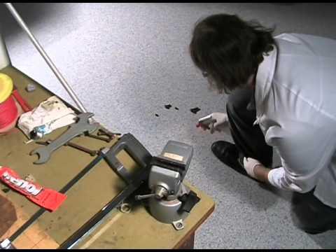 Detecting blood using luminol