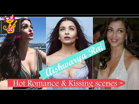 Download Aishwarya Rai Hot Romance & Kissing scenes Show Cleavage Awkward and Embarrassing Instances