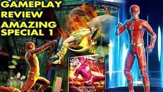 injustice 2 Mobile. Unlocking Multiverse The Flash. Gameplay, Review. MY FAVORITE SPECIAL 1!