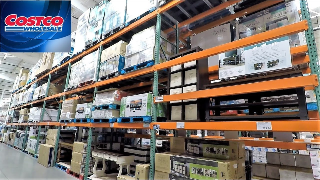 Costco Home Decor Furniture Storage Shop With Me Shopping Store