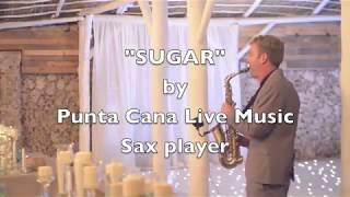 Musica de boda en Huracan cafe, Bavaro, Punta Cana