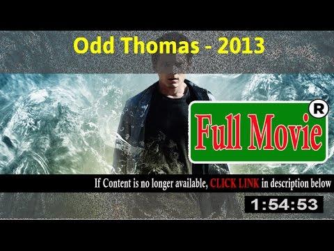 Odd Thomas 2013 - Full HD Movie ON-Line