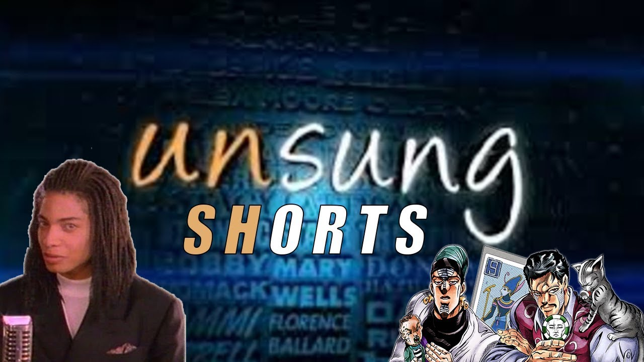 Unsung Shorts-  Unsung Terrence Trent Darby