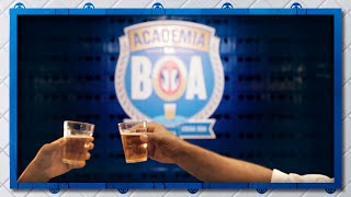 Se liga no segundo episódio da #AcademiaDaBoa, reality show do curs...