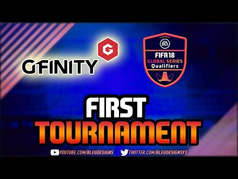 FIFA 18 - MY FIRST GFINITY TOURNAMENT RECAP! 16TH IN ENGLAND - 135th WORLDWIDE!