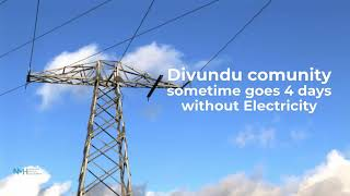 Electricity a rare commodity at Divundu