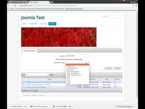 LogicalDOC Joomla Explorer 02/3