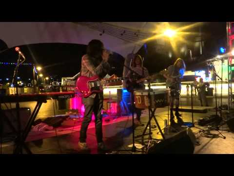 Pine Barons performed LIVE at TD Community Stage - Musikfest 2015